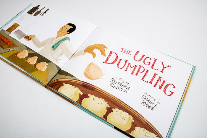 The Ugly Dumpling-2